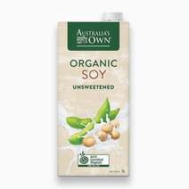 Australia's own organic soy unsweetened 1l