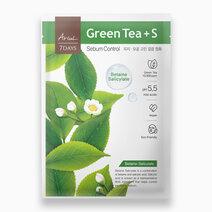 Re 7days mask green tea s