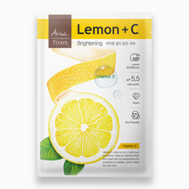 Re 7days mask lemon c