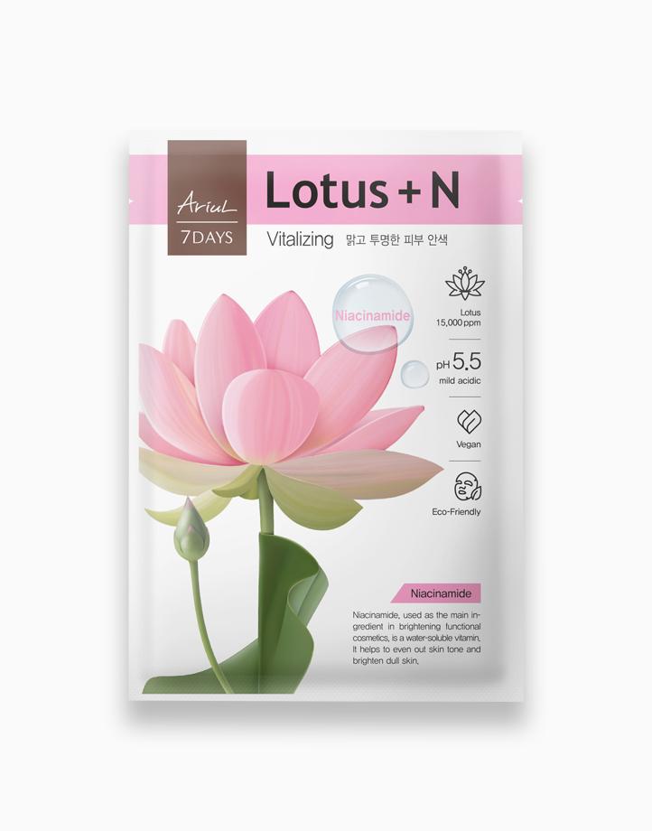 7days Mask Lotus + N by Ariul