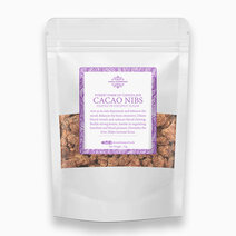 Raw Cacao Nibs (70g) by Manila Superfoods