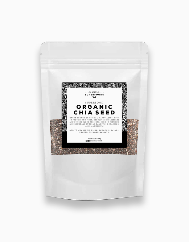 Organic Chia Seed (300g) by Manila Superfoods