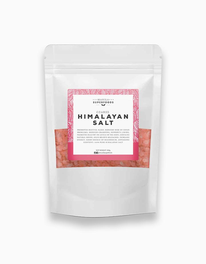Himalayan Salt Coarse (500g) by Manila Superfoods