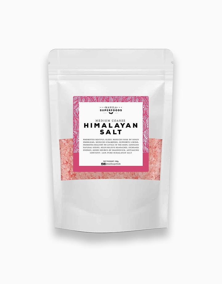 Himalayan Salt Medium Coarse (500g) by Manila Superfoods