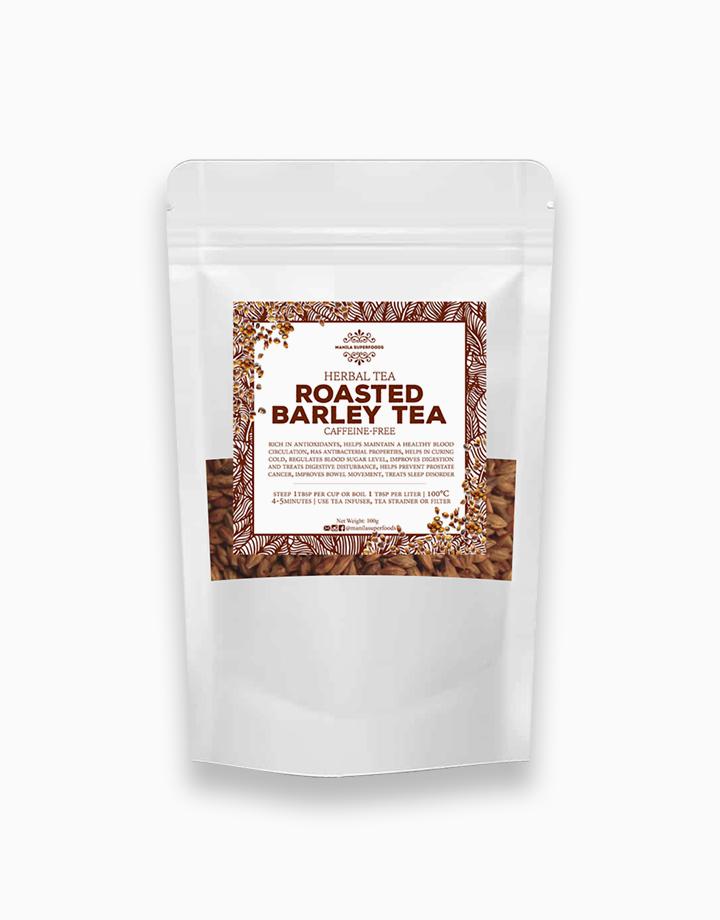 Roasted Barley Tea (100g) by Manila Superfoods