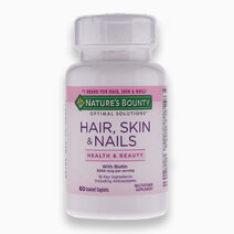 Hair, Skin & Nails (60 Coated Caplets) by Nature's Bounty