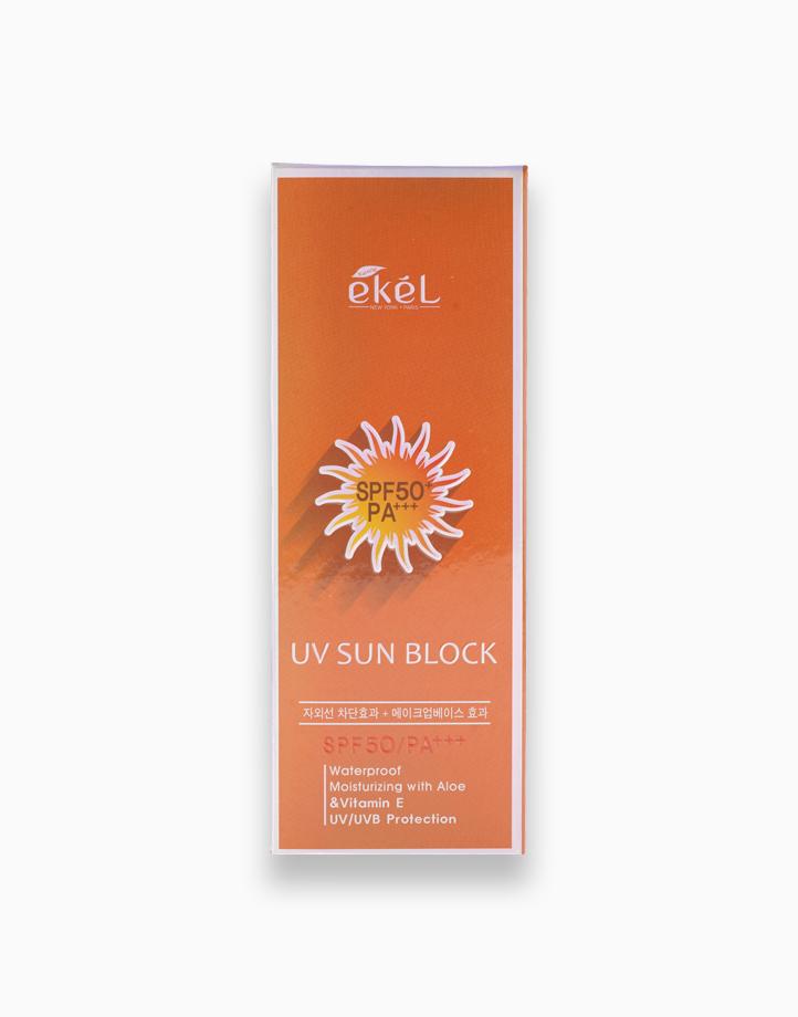 UV Sun Block SPF 50 PA+++ (70ml) by Ekel