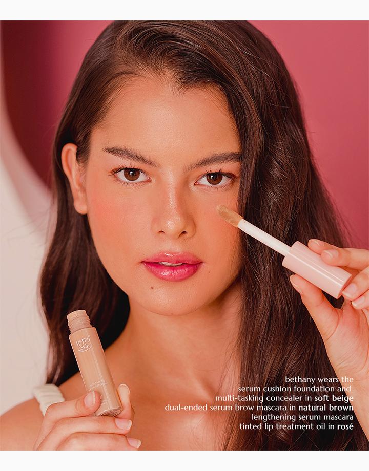 Second Skin Multi-Tasking Serum Concealer by Happy Skin | Soft Beige