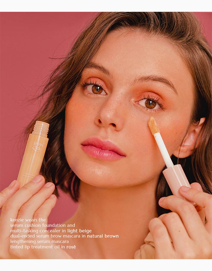 Second Skin Multi-Tasking Serum Concealer by Happy Skin | Light Beige