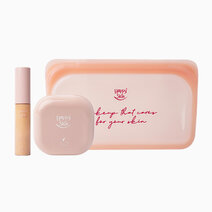 Cover and Conceal Light Beige Set by Happy Skin