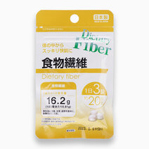 Daiso Dietary Fiber Tablet 20-day supply (60 tablets) by Daiso
