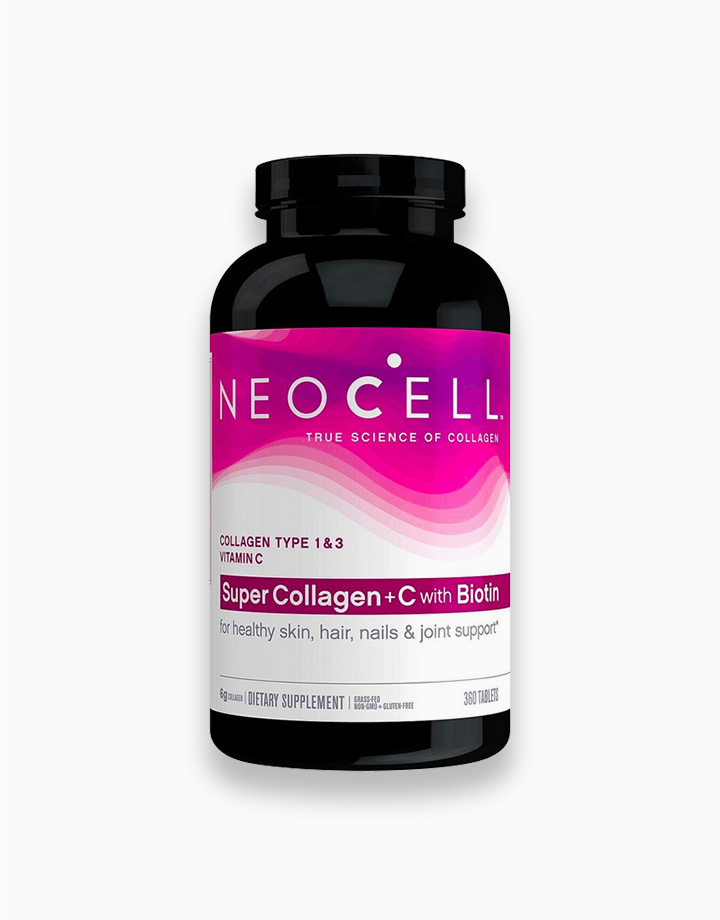 NEW Super Collagen + C & Biotin (360ct.) by Neocell