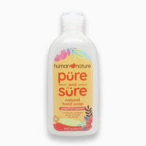 Pure and Sure Hand Soap (200ml) by Human Nature