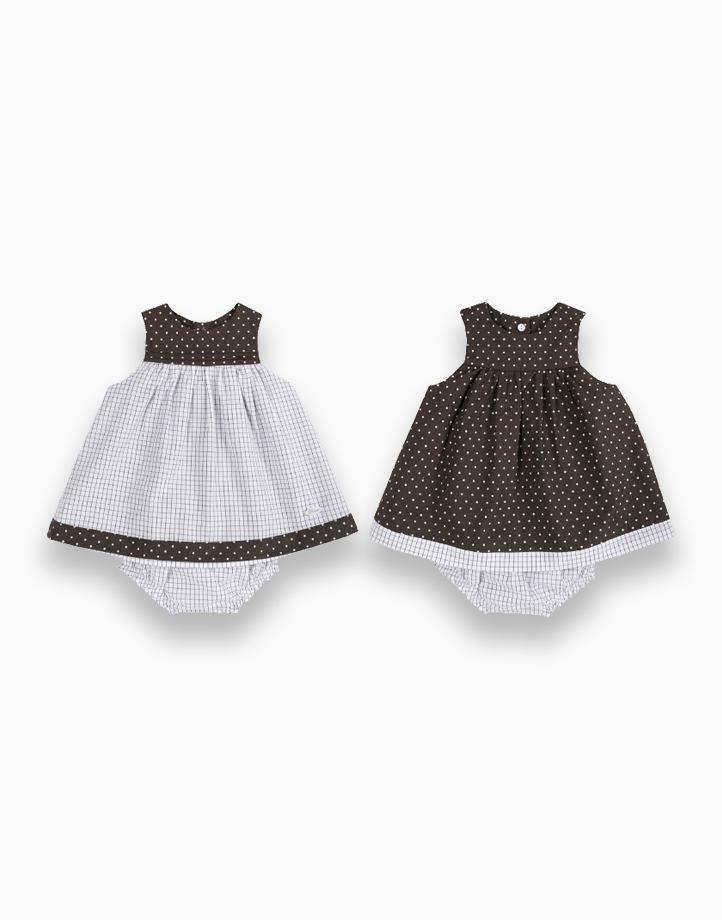 Reversible Dress & Bottom Set by Chicco   3 MONTHS