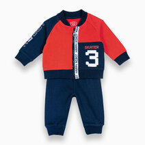 Re tracksuit open in front heavy jersey 1