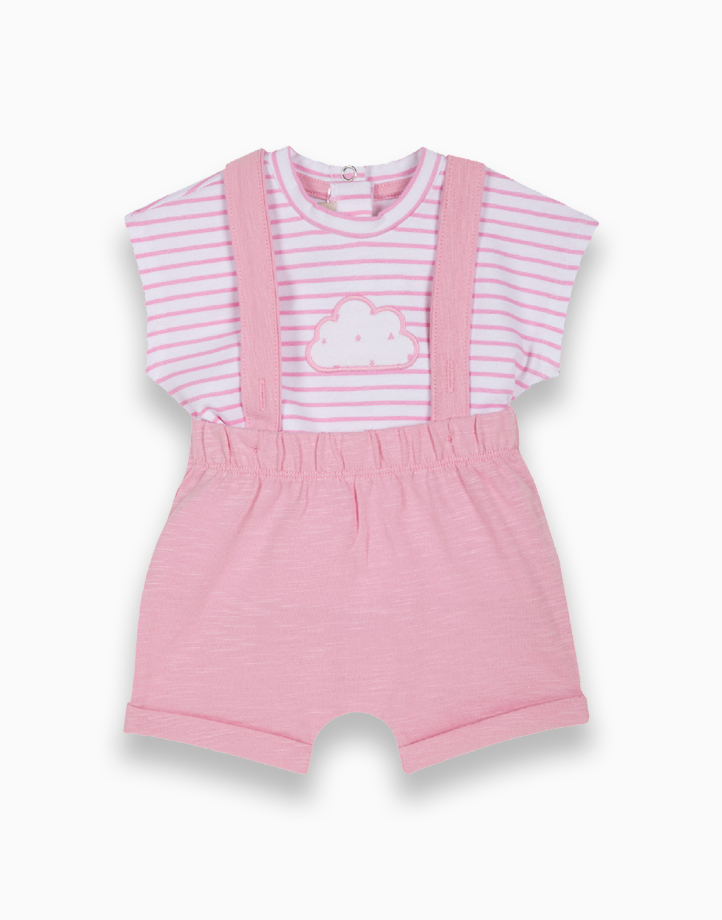Tees & Shorts Set by Chicco   6 MONTHS