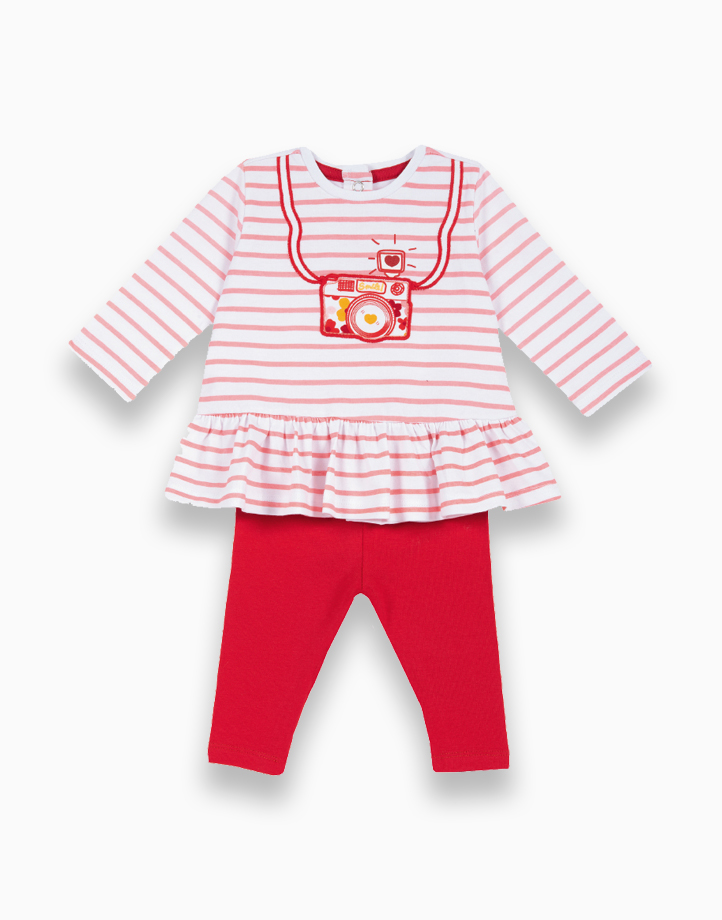Long Sleeves and Leggings by Chicco   6 MONTHS