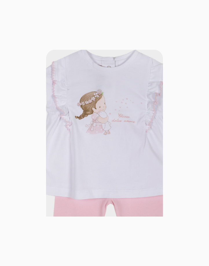 Short Sleeve Tees and Leggings by Chicco |