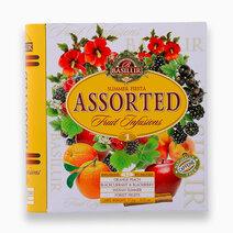 Summer Fiesta Asstd. Fruit Infusions Vol. I (32En) (Caffeine-Free) by Basilur