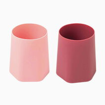 Tiny twinkle silicone training cup  bloom 1