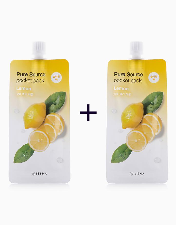 Pure Source Pocket Pack (Buy 1, Take 1) by Missha | Lemon