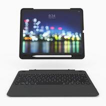 Keyboard Slim Book Go - iPad Pro (Black) by Zagg