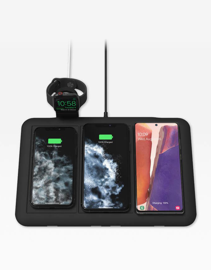 Universal Wireless 4-in-1 Device Charging Mat by Mophie