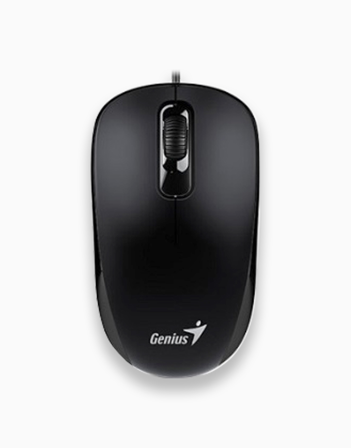 DX-110 Wired Mouse by Genius | Black