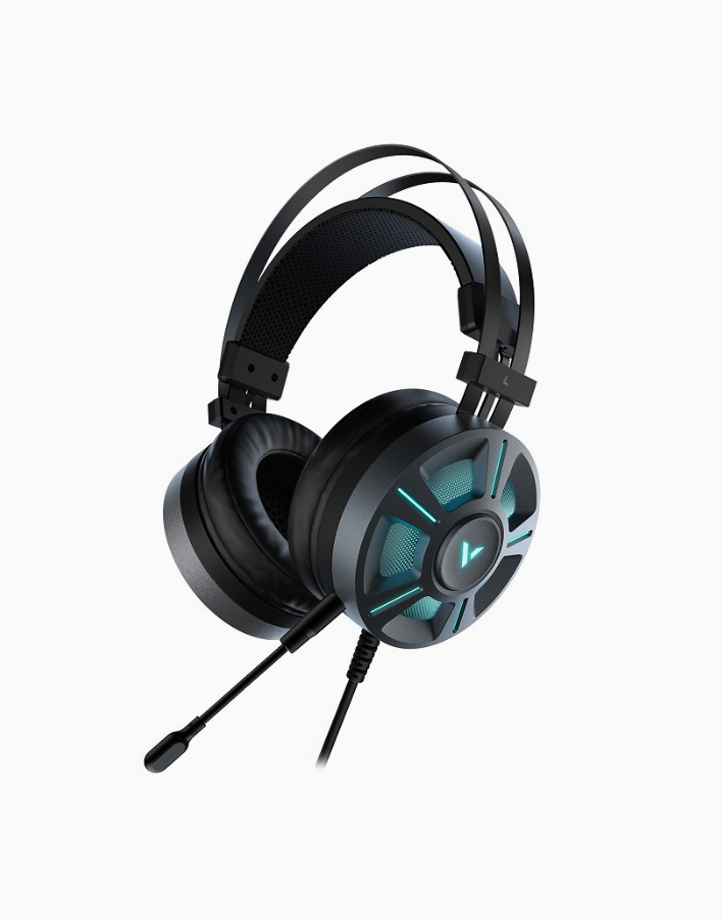 VH510 USB Wired Gaming Headset by Rapoo