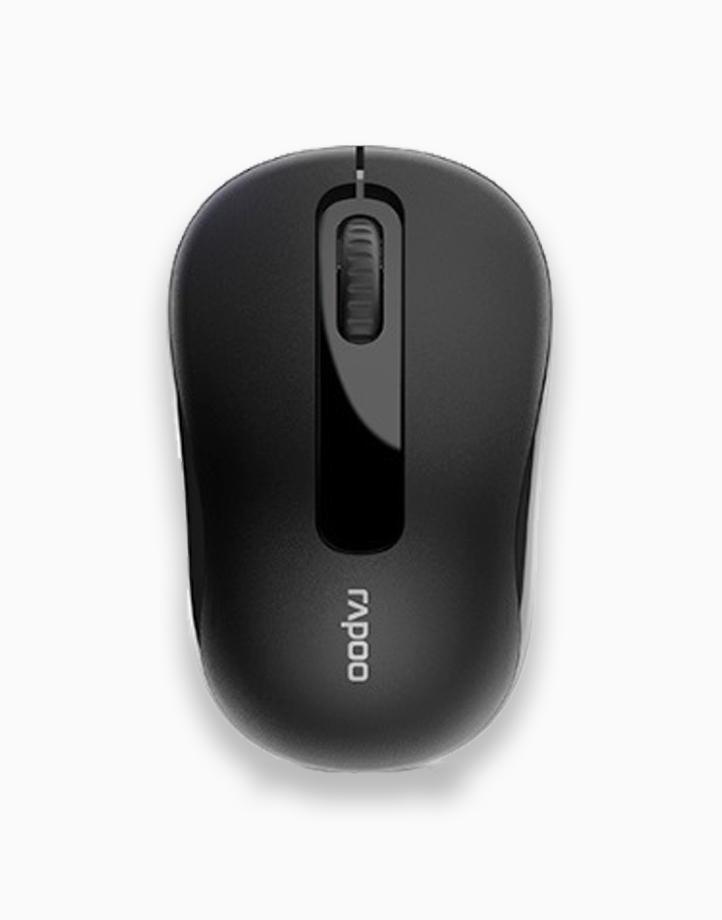 M10 Plus Wireless Mouse by Rapoo | Black