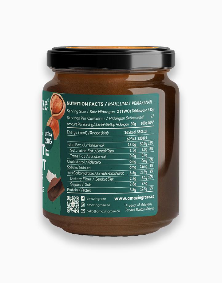 Chocolate Coconut Hazelnut Butter by Amazin' Graze
