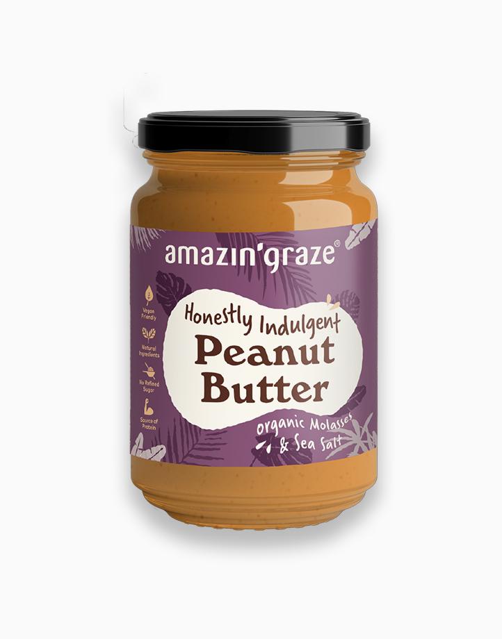 Honestly Indulgent Peanut Butter by Amazin' Graze