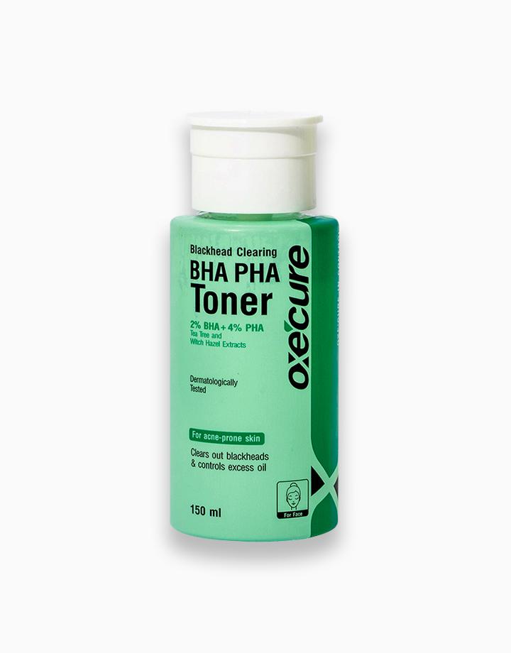 Blackhead Clearing BHA PHA Toner (150ml) by Oxecure