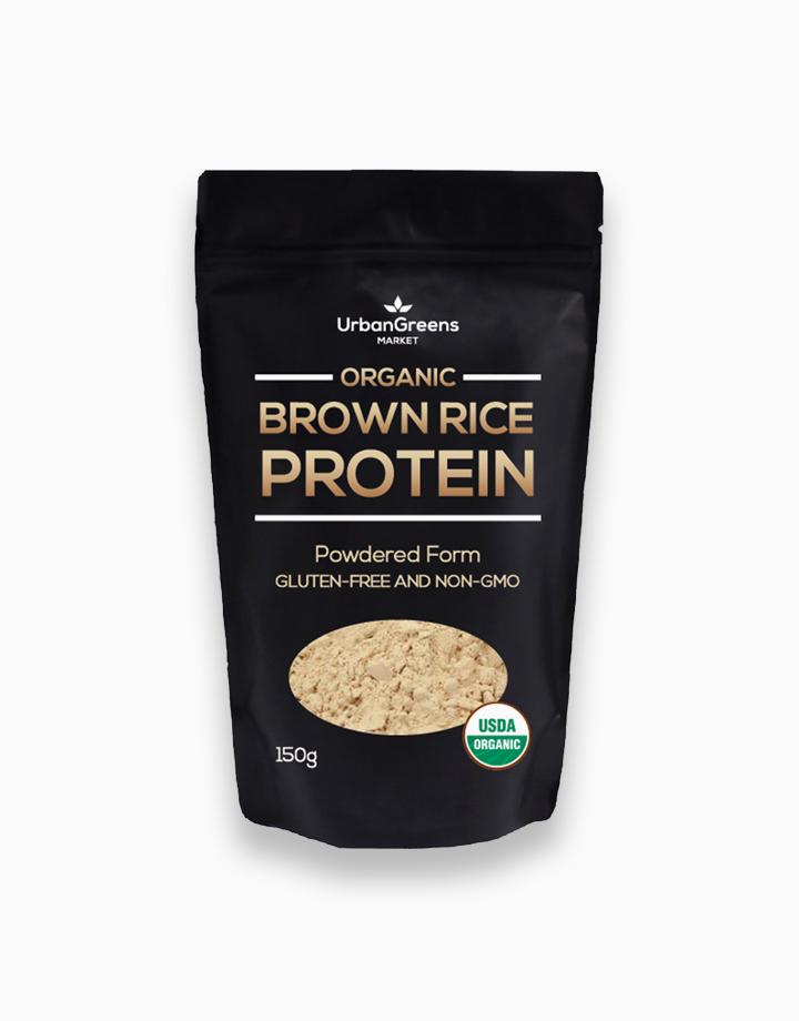 Brown Rice Protein (150g) by UrbanGreens Market