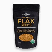 Flaxseeds golden