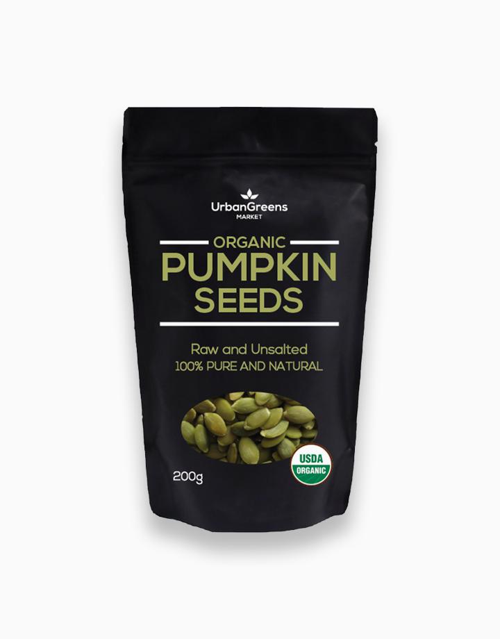 Organic Pumpkin Seeds (200g) by UrbanGreens Market