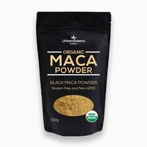 Maca powder black