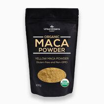 Maca powder yellow