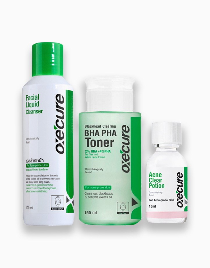 Acne Clear Trio by Oxecure