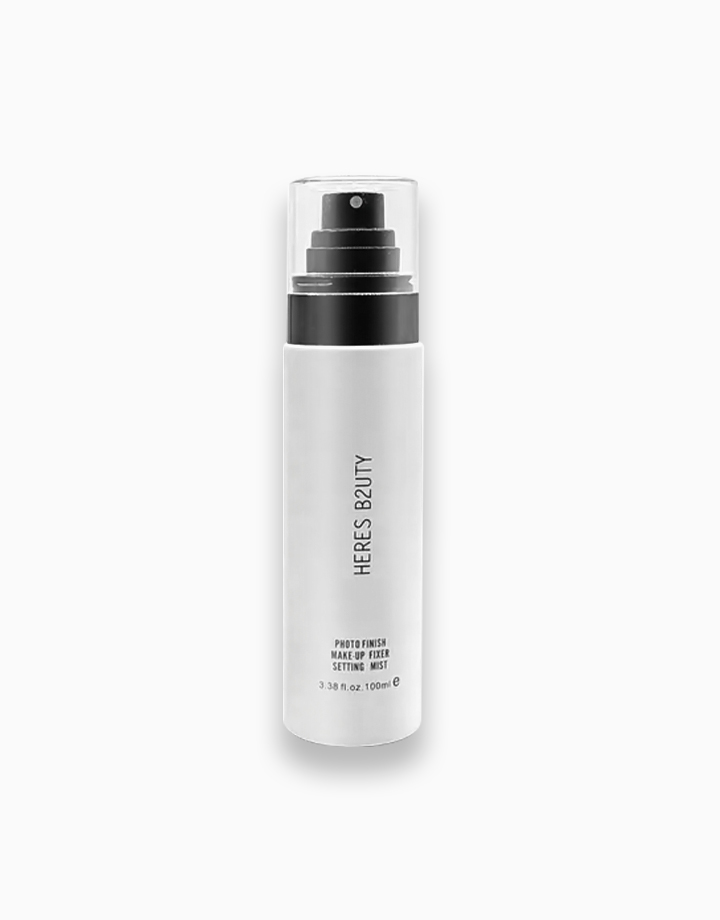 Make-Up Fixer Setting Mist Spray by Here's B2uty