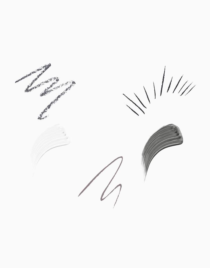 Premium Brow Kit by Strokes Beauty Lab   Dark