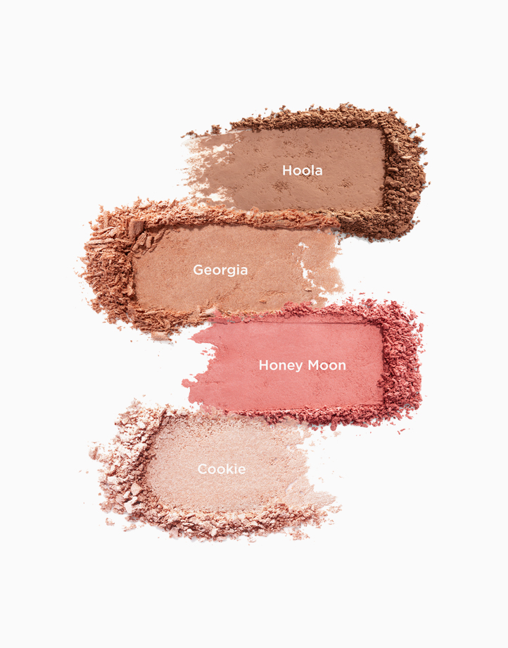 Fouroscope Bronze, Blush & Highlight Palette by Benefit | Earth Angel