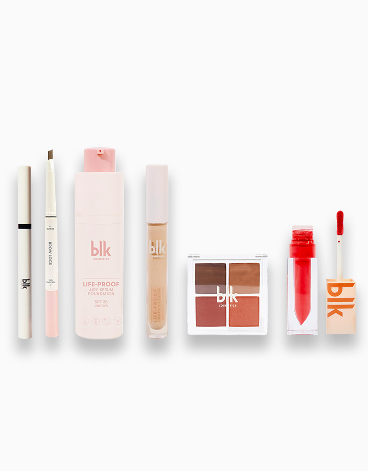 Daydream Set by BLK Cosmetics | Vanilla