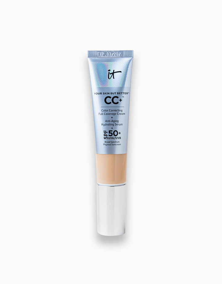 Your Skin But Better CC Cream by IT Cosmetics   Light