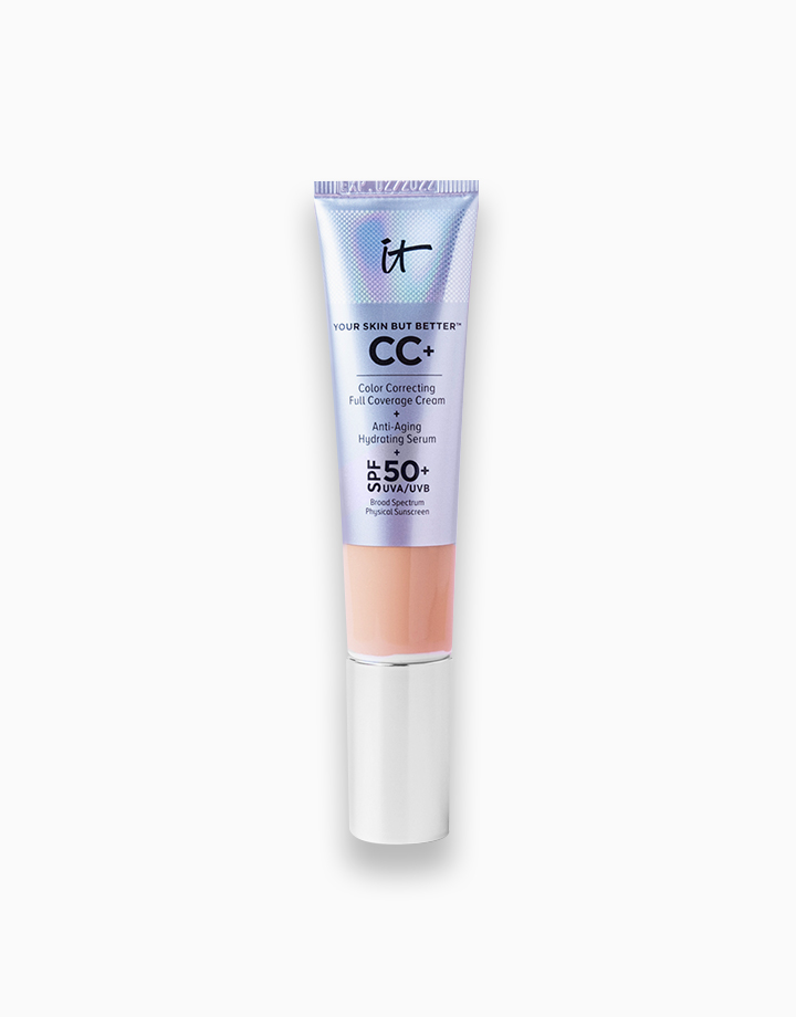 Your Skin But Better CC Cream by IT Cosmetics   Medium