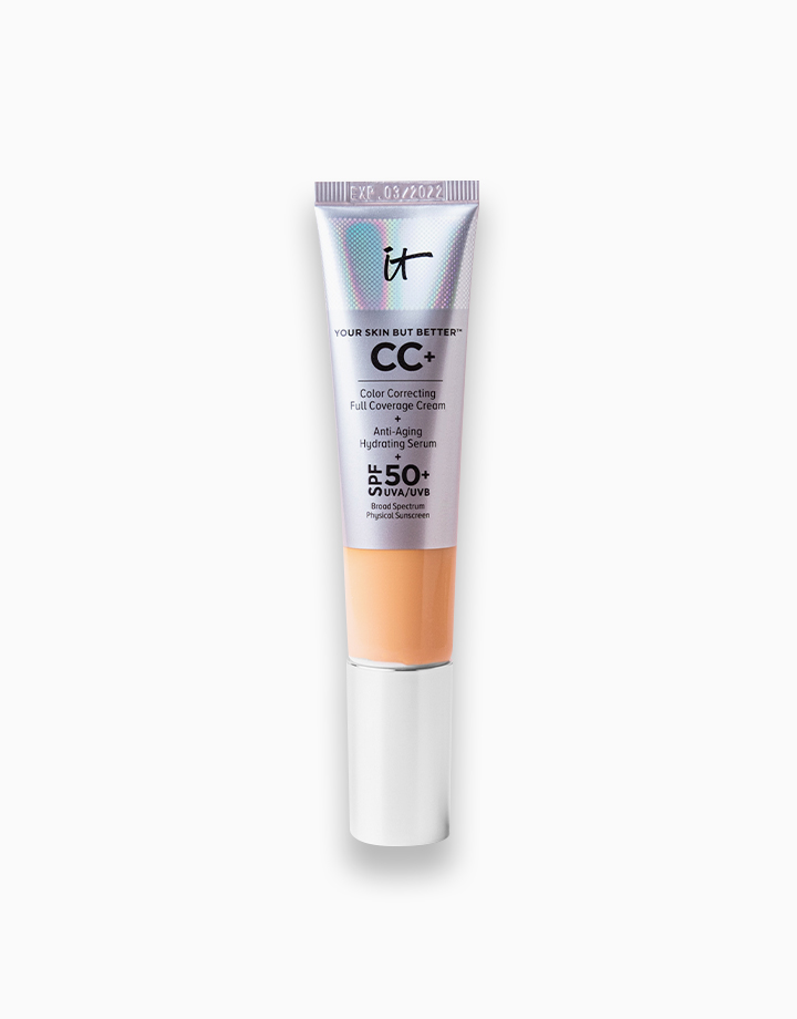 Your Skin But Better CC Cream by IT Cosmetics   Light Medium