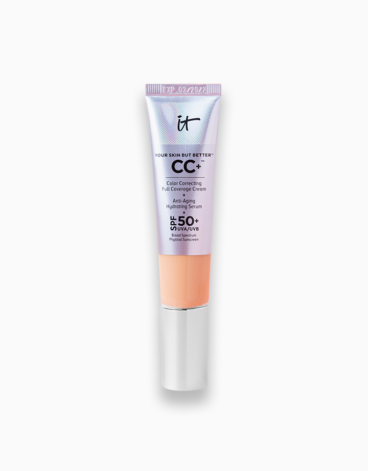 Your Skin But Better CC Cream by IT Cosmetics   Neutral Medium