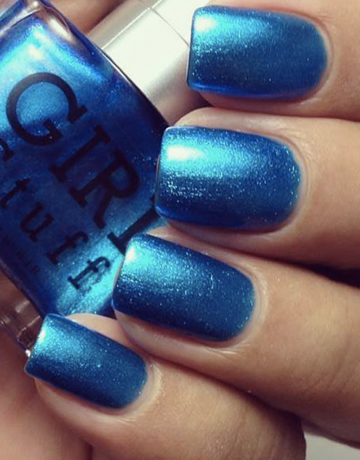 Turquoise Nail Polish by Girlstuff