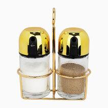 Premium Gold Salt & Pepper Shaker (100ml) by Sunbeams Lifestyle