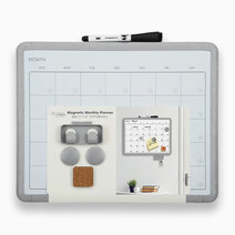 Premium Magnetic Monthly Calendar by Sunbeams Lifestyle